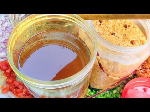 King Of Jhal Muri Maker I Masala Jhal Muri I Popular Bangladeshi Street Food