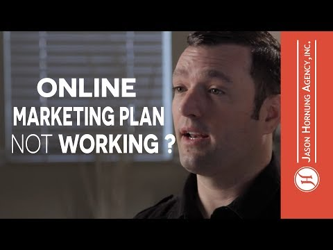 FAIL! Why Your Online Marketing Plan Will Likely Not Work