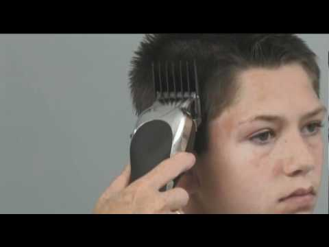 Wahl chrome pro complete haircutting kit demo youtube wahl chrome pro complete haircutting kit demo solutioingenieria Image collections