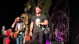 Jensen Ackles Sings Sister Christian