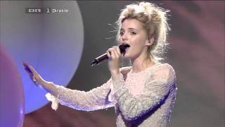 "The X Factor Denmark 2012 - Final Live Show - Ida sings ""Paradise"" - HD"