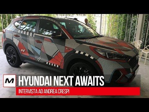 Hyundai Next Awaits: intervista ad Andrea Crespi