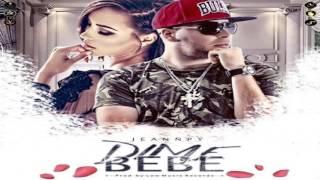 """Jeannpy """"La Voz Asesina"""" - Dime Bebe (Prod. By LowMusicRecords) 2016"""