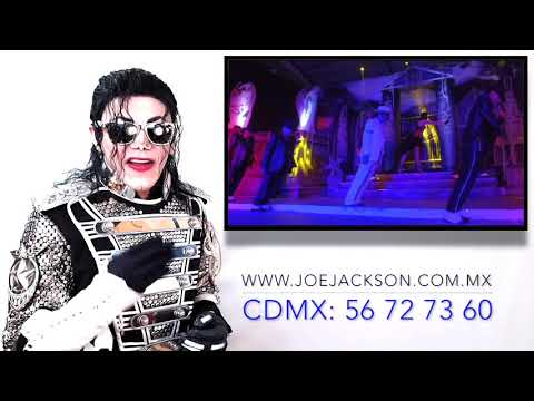 Imitador de Michael Jackson Promocional Joe Jackson