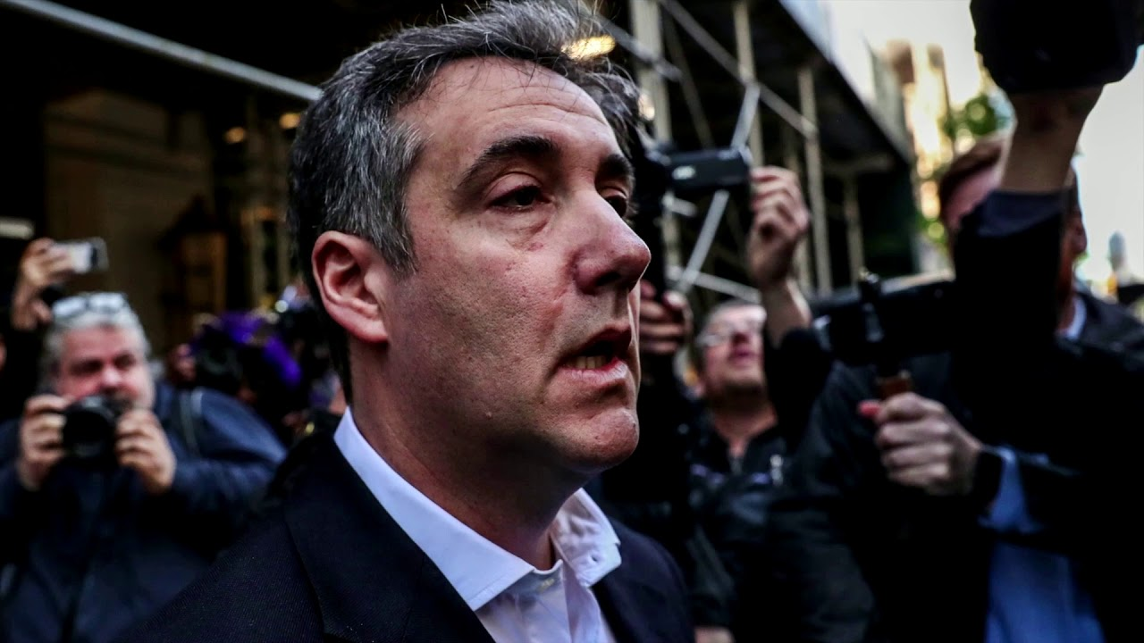 Download Ex-Trump lawyer Michael Cohen behind bars again
