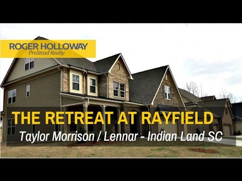 The Retreat at Rayfield in Indian Land SC Update Tour
