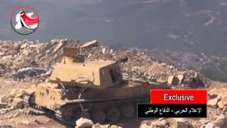 بالفيديو.. روس يقاتلون إلى جانب القوات الموالية للأسد