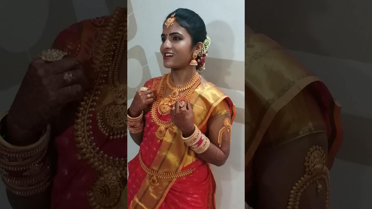 Best Bridal Makeup In South Tamilnadu By Royal Beauty Salon Madurai