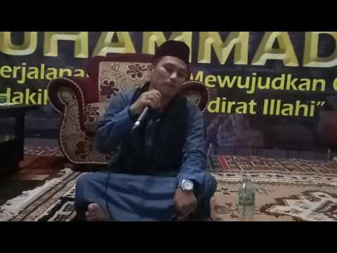 TERBARU : H.ABDULLAH FIKRI DI MESJID ALBARMAWIYAH BOJONG CIKUPA TANGERANG. MPH1.INDONESIA.08.06.2017