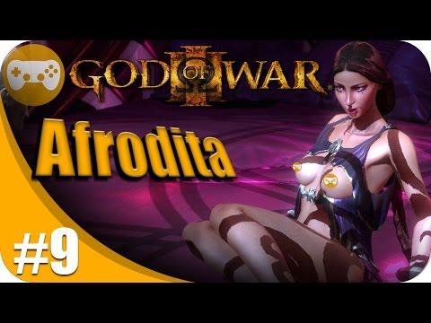 GOD OF WAR 3 | LA HABITACION DE AFRODITA #9