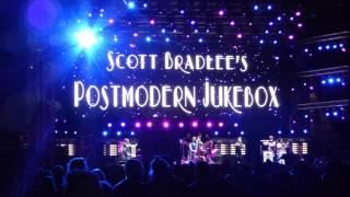 Scott Bradlee's & Postmodern Jukebox---Live at Release Athens 2016 Day2--03-06-2016