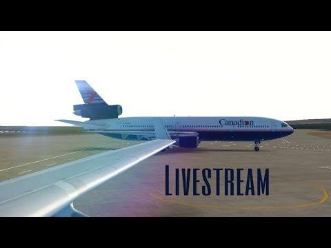 Infinite Flight - Luxembourg to Biarritz (France) | Livestream | Dash-8 Q400