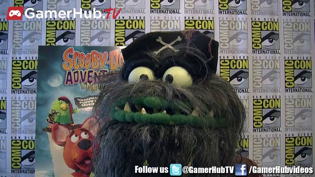 Scooby Doo Adventures Interview With Peter Linz Youtube