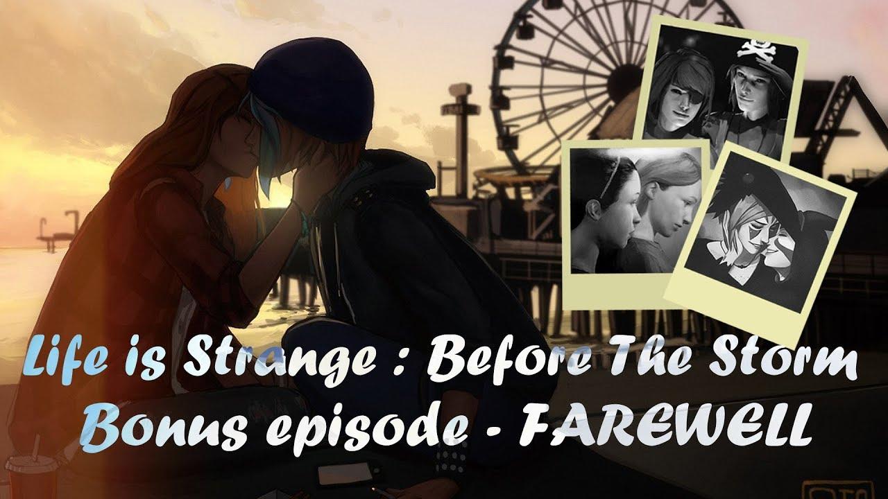 СЮЖЕТ БОНУСНОГО ЭПИЗОДА // Life is Strange: Before The ...