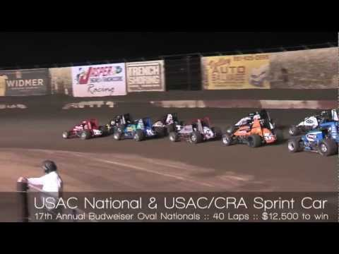 Perris Auto Speedway 11-3-12 :: 17th Annual Budweiser Oval Nationals