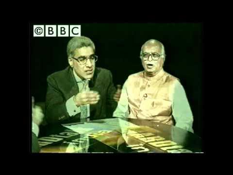 HardTalk LK Advani 1.9.1999