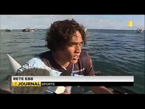 Super Aito : Kevin Ceran-Jerusalemy remporte la première étape