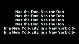 Watch Nas The Don video