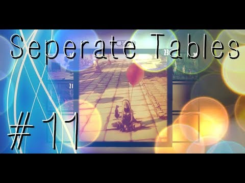 GRAVITY RUSH™ 2 Playthrough Part 11 I Love TABLES (MM: Seperate Tables)