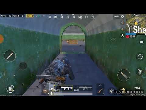 [SLO] PUBG MOBILE BATTLEGROUNDS | ARCADE MODE - SNIPER TRAINING: I WON SOLO!!! (I had 3 kills)
