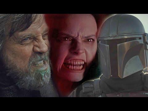 Как закончились Звездные войны эпизод 8 и 9 и начался Мандалорец