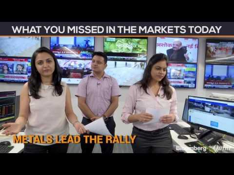 Market Wrap: Sensex, Nifty extend record run