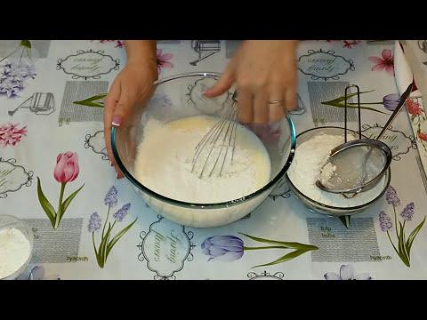 Тонкие ажурные блинчики на кефире рецепт приготовления