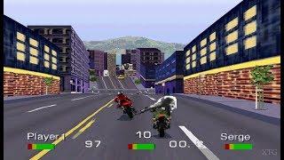 Gambar cover Road Rash PS1 Gameplay HD (ePSXe) 60FPS