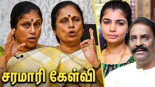 சட்டம் என்ன சொல்லுது ? : Advocate Santhakumari Interview | Chinmayi Vairamuthu Sexual Harassment