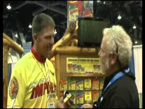 ICAST Fishing Show NorthLand Fishing Tackle Interview
