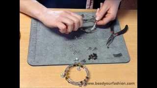 Schmuck herstellen - DIY Projekt 5: Ein Spiralarmband herstellen Thumbnail
