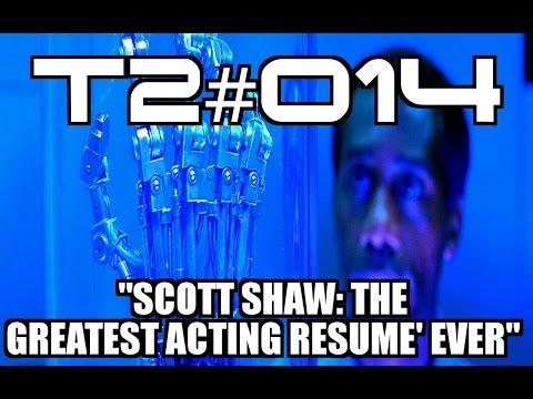 "T2 #014: ""Scott Shaw: The Greatest Acting Resume' EVER..."""