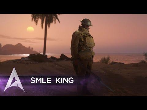 Ascend Dazs: SMLE KING - Battlefield 1 Montage