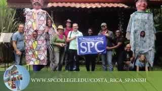 SPC Study Abroad - Costa Rica Spanish Faculty Message: Fernando Ojeda