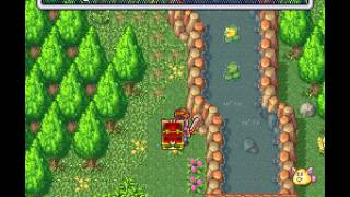 Secret of Mana - Beginning until kicked out of village - User video