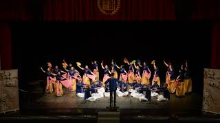 Toraya Choir   JANGER Lagu Daerah Bali