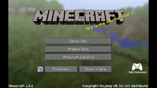 Gambar cover BlackProgramShow Live Stream Minecraft Prezivljavanje Fran i Gabi