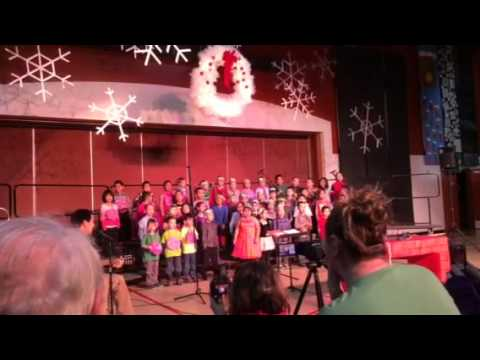 Trev Christmas Program 2104-Merry Christmas in Inupiaq