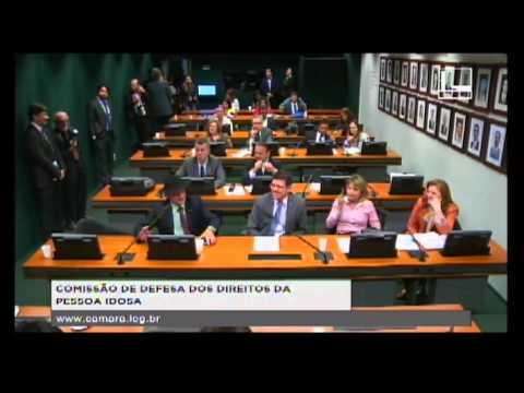 DEFESA DOS DIREITOS DA PESSOA IDOSA - Reunião de Eleição - 04/05/2016 - 15:36