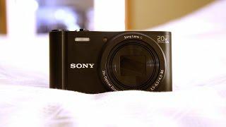 Sony - DSC-WX350 Review