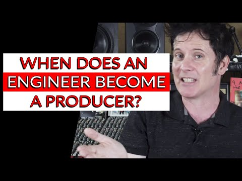 When does an Engineer become a Producer? | FAQ Friday - Warren Huart: Produce Like A Pro