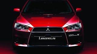 видео Обвесы, спойлеры и пороги на Mitsubishi Lancer X (Мицубиcи Лансер 10)