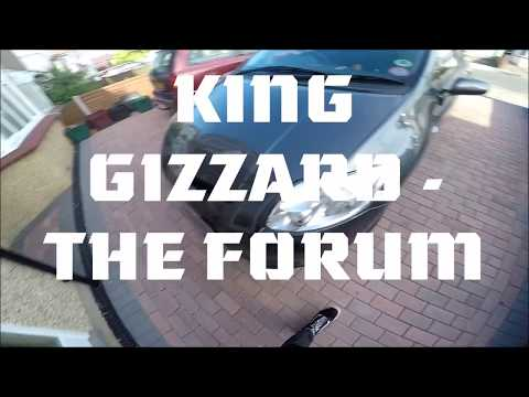 King Gizzard and The Lizard Wizard Live at The Forum London