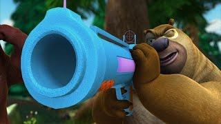 Медведи-соседи 🐻 | 2 сезон 40 серия | Храбрая Санни | Мультики детям