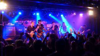 Krokus live at Colos Saal, Aschaffenburg, 21.05.2014 zweite Zugabe komplett