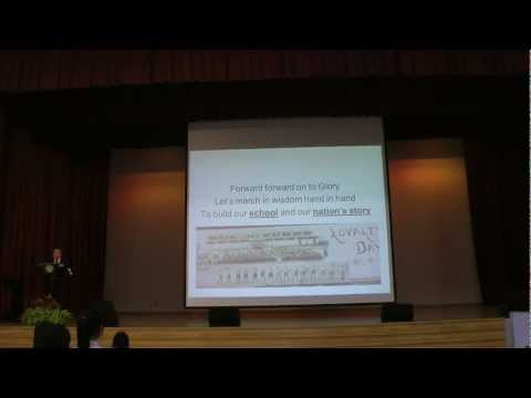 The Early History of Bukit Panjang Government High School