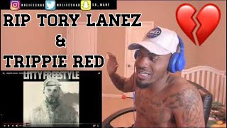RIP to Tory Lanez hairline! | Joyner Lucas - Litty Freestyle | REACTION