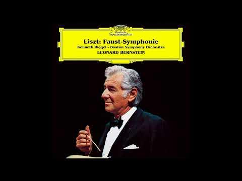 Franz Liszt A Faust Symphony / Leonard Bernstein, Boston Symphony Orchestra (1977/2016)