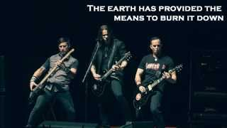Waters Rising by Alter Bridge with Lyrics