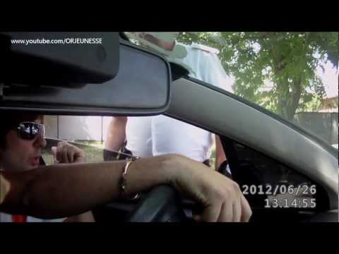 ГАИ Таганрог попытка развода на знак 5.14 полоса МТС